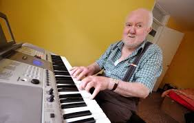 Image result for stroke victim playing music