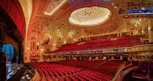 Sheas Performing Arts Seating Chart Sheas Buffalo Theatre Muzicadl