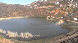 Bozkır Dipsiz Göl'de Gölün Tamamı İstila Ediliyor - YouTube