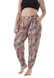 Zerdocean Size Chart Zerdocean Womens Plus Size Casual Stretchy Relaxed Long Lounge Pants With 2 Pockets 001 2x