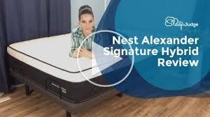nest alexander signature hybrid