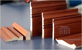 Interior Wood Casing And Trim Moldings - Interior house trim molding