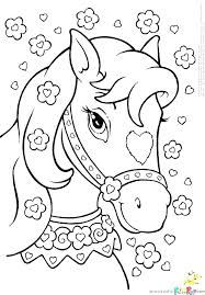 Inspiring Unicorns Coloring Pages Unicorn Coloring Book Luxury
