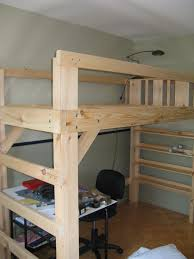 Building A Loft Bed Loft Beds Building Loft Bed Plan 128 Plans For Loft Bed With