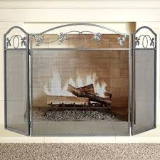 decorative fireplace screens medium size of screens with doors on at home depot decorative fireplace screens