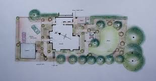 Small Picture From The Drawing Board The Final Design for a Garden near Woking