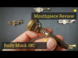 Rudy Muck Trumpet Mouthpiece Chart Review Trumpet Mouthpiece Rudy Muck 19c1