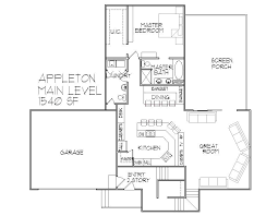 architecture house blueprints. Three Bedroom Floor Plan House Design 3 Bath Sq Ft Split Level Architect Designed Architecture Blueprints S