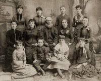Rebecca Myrtle Norris (Boys) (1869 - 1925) - Genealogy