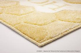 is the image of beehive honeycomb shaped combination of hexagonal shape geometric pattern design rug hexagon of each piece on the difference in texture