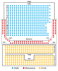 Lyric Theatre Seating Chart London The Lyric Theatre Carmarthenshire Seating Plan View The