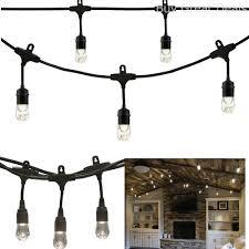 Enbrighten Cafe Lights 36 Feet Details About Jasco Enbrighten Led Cafe String Lights 18ft Weatherproof Outdoor String Lights