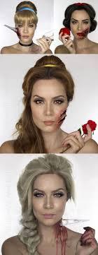 makeup artist shonagh scott reimagined your favourite disney princesses as victims of tragic events that were