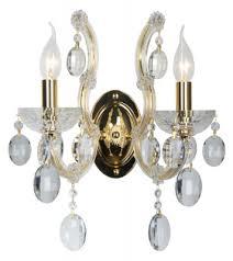 Купить бра <b>crystal lux hollywood</b> ap2 gold на официальном сайте ...