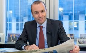Image result for Manfred Weber photos