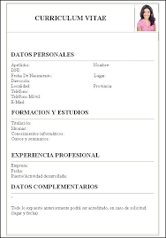 Curriculum Vitae Guideline Cover Letter Samples Formato Resume Htx
