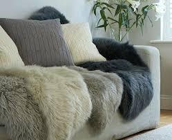 sheepskin rug rugs review costco