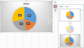Pie Chart Excel 2016 How To Make A Pie Chart In Microsoft Excel 2016 My