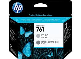 <b>HP 761</b> Gray/<b>Dark</b> Gray <b>DesignJet</b> Printhead - <b>HP</b> Store Australia