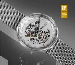 Ciga Design My Mechanical Watch Xiaomi Ciga The New High Resistance Mechanical Watch Hits