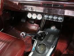 SS Chevy Impala 1965 Matching Numbers V8 396 4 Speed Very HOT ...