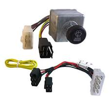 wiper midwest bus parts we do more than bus parts bluebird intermittent wiper switch w update harness 2 plug