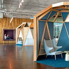 cisco campus studio oa. Cisco Offices By Studio O+A Feature Wooden Meeting Pavilions Campus Oa