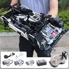 3228pcs Building Blocks legoingly <b>Technic RC Car</b> P1 Orange ...