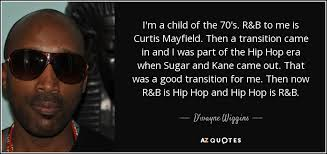 Transition Quotes Interesting D'wayne Wiggins Quote I'm A Child Of The 48's RB To Me Is