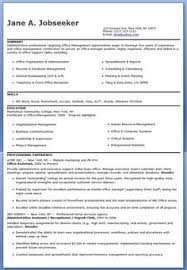 Administrative Assistant Resume Resume Examples Pinterest