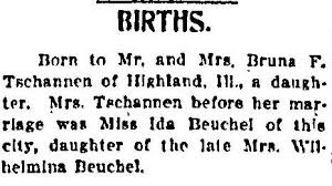 Birth Announcement In Newspaper Birth Announcements Newspapers Are Packed With Them