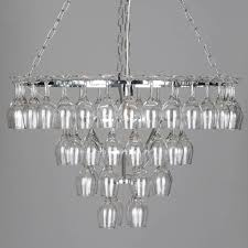 kitchen graceful chandelier wine glass 4 c01 lc2150 perfect above dinning room table glasses glamorous chandelier