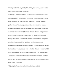 essay my dad an essay on my father script acirc the skit guys my  narrative essay 4