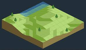 opengl es tile map terrain implementation with differing heights 3d Tile Map Editor 2 5d tile map unity 3d tile map editor