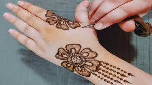 Simple And Easy Henna Designs For Hands Most Beautiful Easy Mehndi Design For Hands New Mehndi