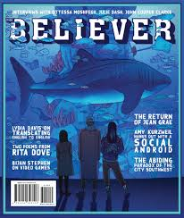Buy The Believer Magazine Subscription from MagazineCafeStore, NY, USA