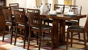 counter height rectangular table sets traversetrial with regard to within wonderful counter height dining room sets