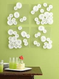 Wall Decoration Paper Design Delicate Interior Room Design With Alluring Wall Decor Made Of Paper 88