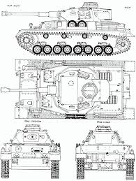 Tiger tank drawing at getdrawings free for personal use tiger