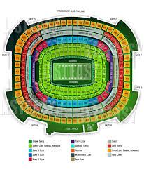 Fedex Field Landover Md Seating Chart Factual Fedexfield Seat View Fedex Stadium Map Washington