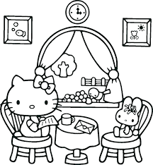 Restaurant Coloring Sheets In The Restaurant Utibaamericascom