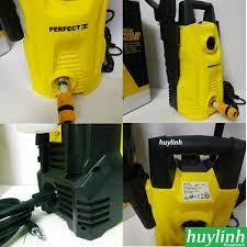 Máy xịt rửa xe cao áp Perfect MO-7050C - Tặng 2m dây hút nước