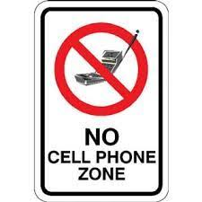 Image Result For No Cell Phone Use Signs No Pinterest Phone