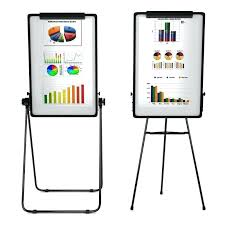 Portable Flip Chart Easel Stand Flip Chart Easel Flip Chart Easel With Carrying Case