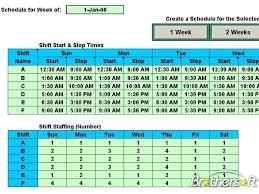 Shift Scheduling Excel Download Free Schedule 3 Shifts With Excel Schedule 3 Shifts With