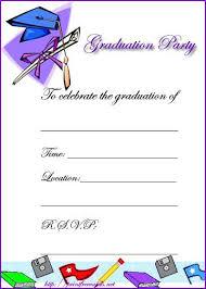 Create A Graduation Invitation Create Graduation Invitations For Free Graduation Announcement