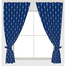 Newcastle United Bedroom Wallpaper Football Curtains Kids Bedroom Available In 54034 Amp 72034