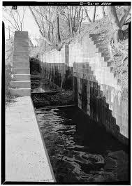 James River Kanawha Canal Locks 1 5 Tenth To Thirteenth