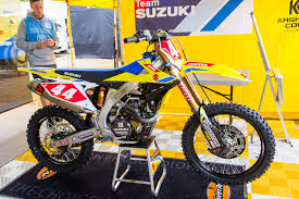 2018 suzuki motocross. fine suzuki yohei kojimau0027s 2018 suzuki rmz450ws  vital mx pit bits 2017 sugo  alljapan national motocross pictures  to suzuki motocross
