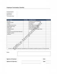 termination checklist x jpg termination checklist